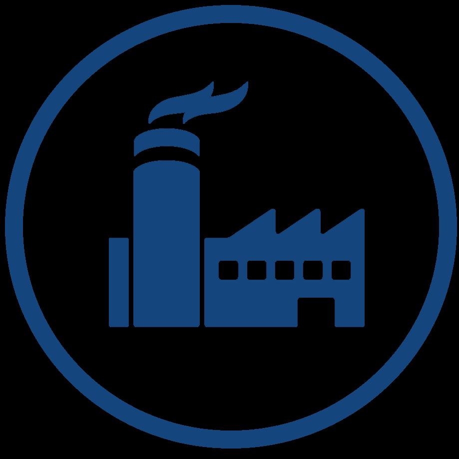 Industrial water tanks logo