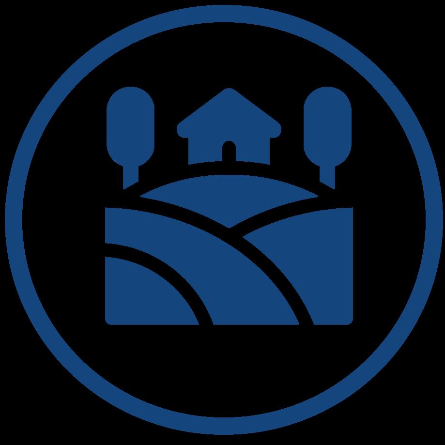 Rural water tanks logo