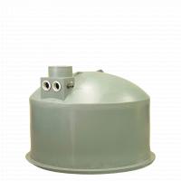 2000L Underground Round Tank